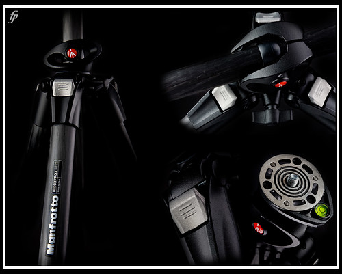 Manfrotto 055CXPRO Carbon Tripod by fensterbme, on Flickr