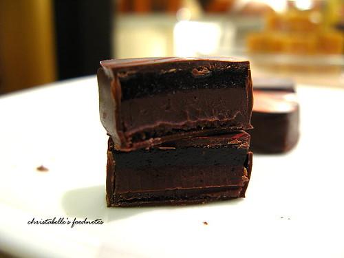 Cacao et Chocolat 覆盆子巧克力