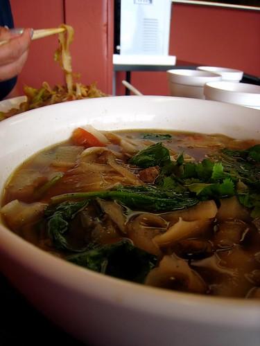 Lamb Noodle Soup