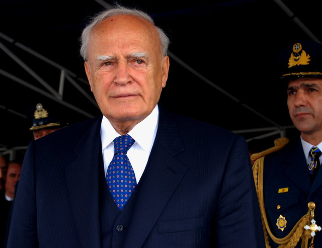 Karolos Papoulias - President of Greece