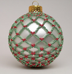 Deck the Halls Christmas Ornament