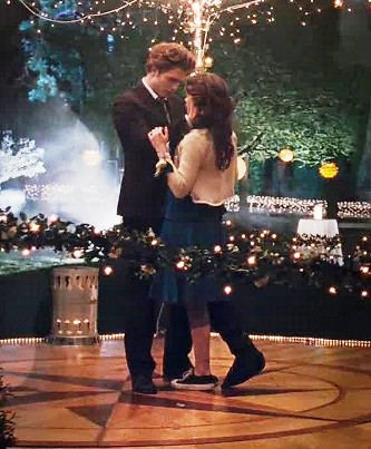 New Edward and Bella at the prom by elphiegirl95.