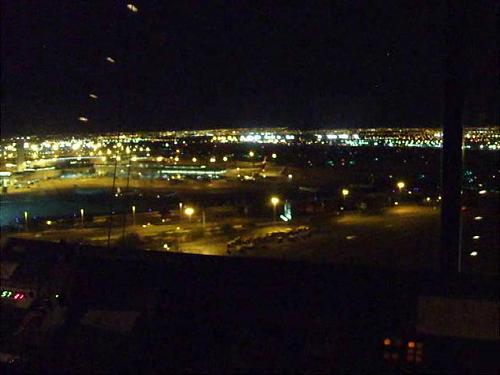 Las Vegas Air Traffic Control Tower      - -     Local 1