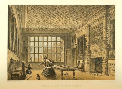 016- Combe Abbey- Warwickshire- epoca de Henry II
