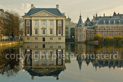 Historical Centre (Pieter Musterd) Tags: lake museum canon reflections bravo raw sold nederland thenetherlands denhaag historical thehague muzeum hofvijver mauritshuis weerspiegeling historisch torentje blueribbonwinner sgravenhage verkocht golddragon abigfave canoneos400d kortevijverberg aplusphoto 1on1reflections 1on1reflectionsphotooftheweek pietermusterd hettorentje 6november2008 1on1reflectionsphotooftheweeknovember2008