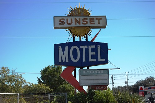Florida, Polk County, Sunset Motel (21,622)