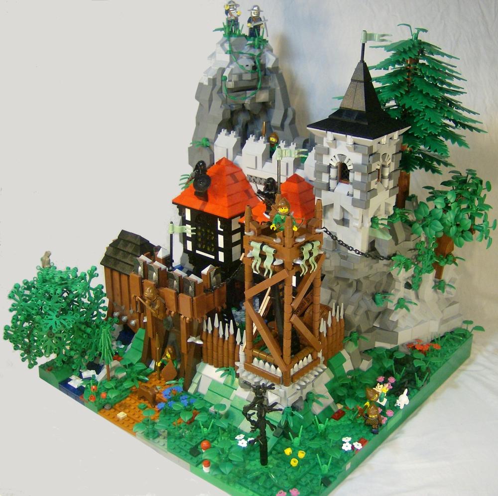 Lego Fortress