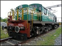 Train Engine (Sarun :)) Tags: green train lumix engine kerala panasonic ih sarun fz18 sarunms