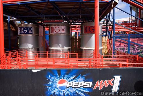 Pepsi Max Big One