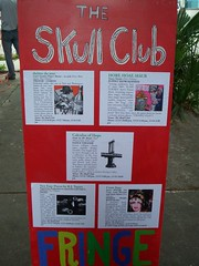 The Skull Club / Fringe