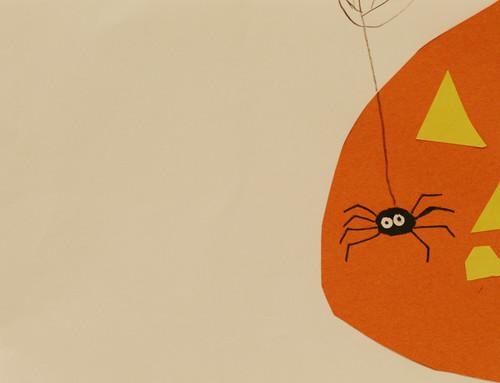 Robin's pumpkin