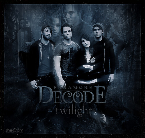 Paramore Decode Twilight