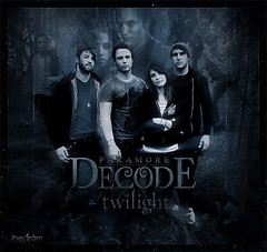 Paramore - Decode (Twilight) (Jhess Armburo) Tags: york friends light usa black color london art robert rock by lady digital photoshop movie de photography james design twilight graphics jasper december photo