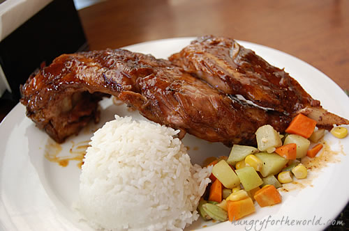 Baby Back Ribs at PhP 148.00