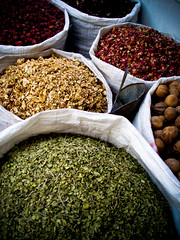 Middle East Spice Market (onhollieday) Tags: christmas food dubai yum market herbs tasty spices dubaicreek dried royaltyfree myrrh frankincense onhollieday oliverwright digitoli frankensence khordubay