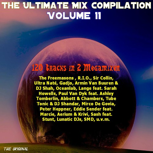 The Ultimate Mix Compilation Vol. 11