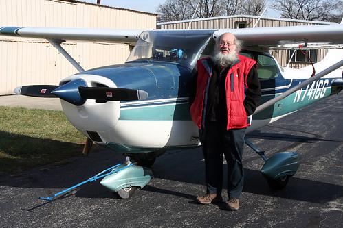 Bob Luken's Cessna 172