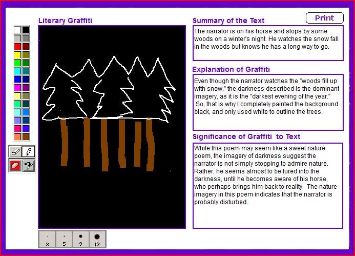Interactive Literature