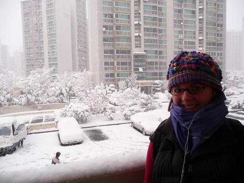 Marisa and Snow