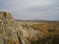View from The Rocks in Victorville