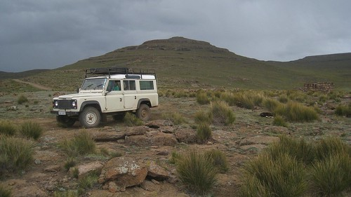 Exploring the mountainous kingdom of Lesotho