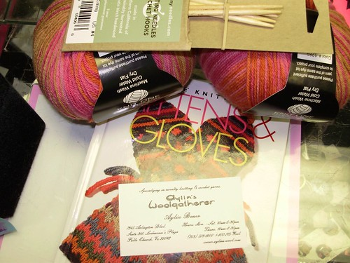 Aylin's Wool Gatherer purchase
