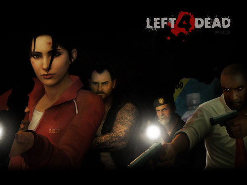 left4dead wallpaper. Left 4 Dead wallpaper 3