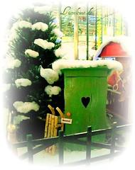Vor der Tur... (Lispeltuut) Tags: christmas holiday berlin germany advent bokeh weihnachtsmarkt weihnacht europacenter