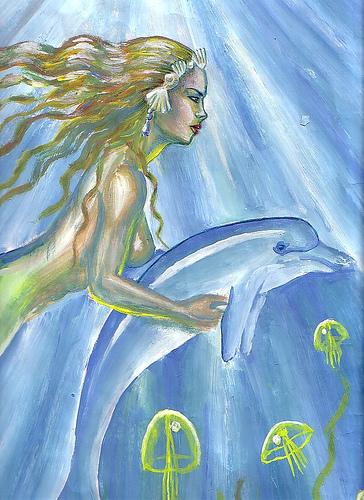 SirenaSiDelfinul