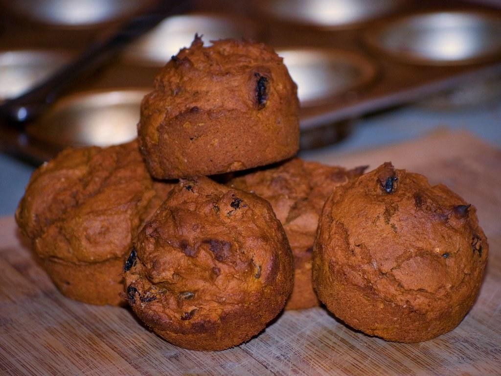 Yummy...Pumpkin Spice Muffins