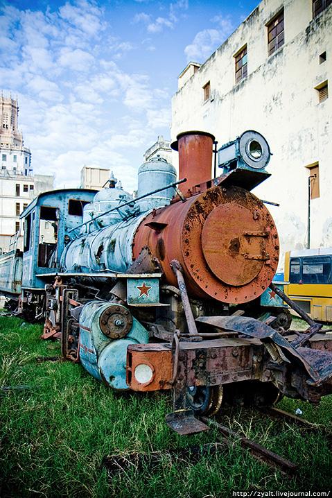 Cuba Transport