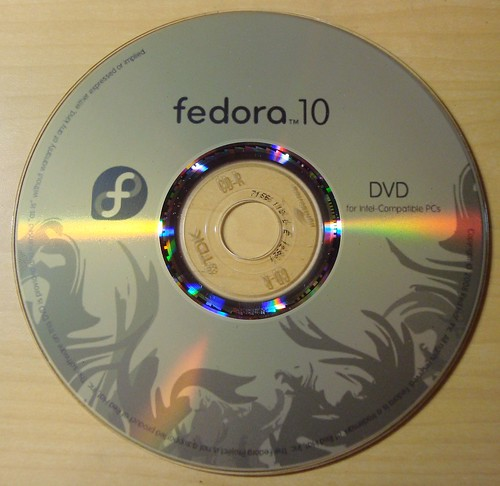 Fedora 10 Lightscribe Label M 225 Ir 237 N Duffy