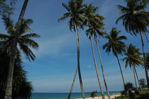 Dungun Beach
