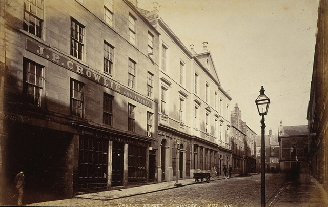 Castle Street Dundee by National Galleries of Scotland Commons
