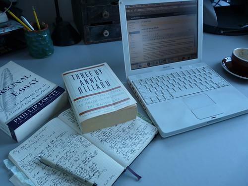 studying annie dillard