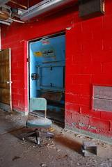 DSC_0384 (Blue Taco) Tags: abandoned urbandecay urbanexploration abandonedhospital