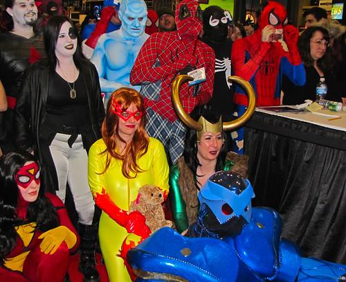 Comic Con NYC 2009