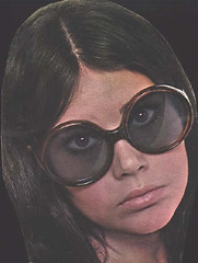 Colleen Corby  goggle_glasses (Matthew Sutton (shooby32)) Tags: magazine model mod colleen 1960s corby seventeen