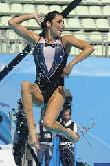 Finale di sincro (gongolo) Tags: roma swim diving finale nuoto springboard tuffi trampolino 13thfinaworldchampionships mondialidinuotoroma09 fotroitalicobatterie freecombinationsincro