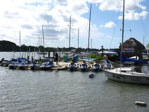 sailboats watercraft rowboats dinghies rentals aquacycles waverunners
