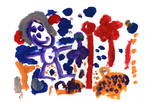 4 year old :: art