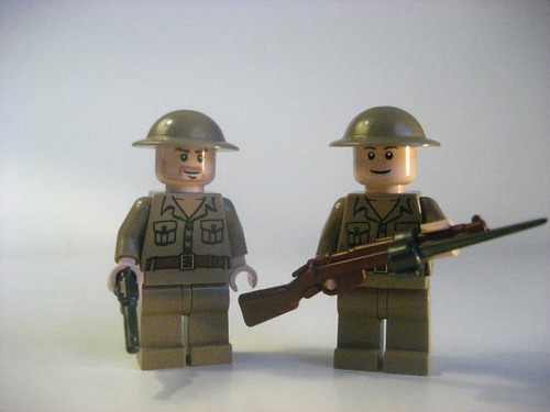 Lego WW1 soldiers  a photo on Flickriver
