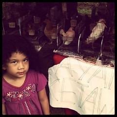 Ayam ketawa @ agro expo