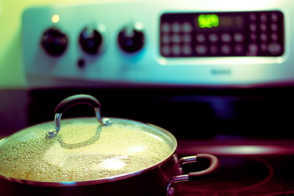 Cross Process 23/30:  Stovetop