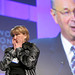Emma Thompson, Klaus Schwab - World Economic Forum Annual Meeting Davos 2008