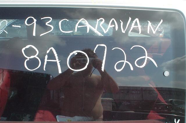 1996 dodge caravan 8a0722