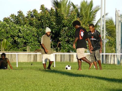 Football à poindimie #4