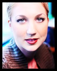 Aimee__0002 (Jason Marlow) Tags: fashion glamour portrait woman lady blonde sexy headshot location bar multnomahvillage portlandore strobist strobistpdx pdxmeetup canon 50mmlens vivitar sb24 greenwall kisses weddingring jean jacket sultry passionate attractive sensual adorable lovable sweet appealing engaging delightful pretty jsunmarlow