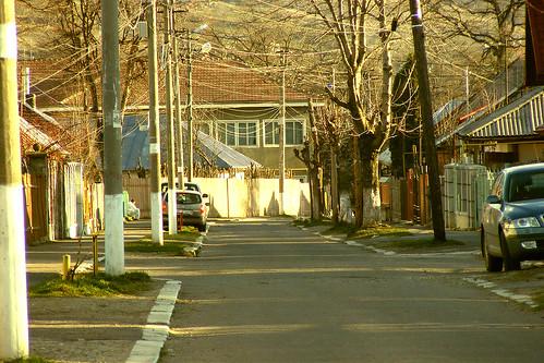 pe strada Libertăţii