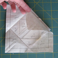 Freezer Paper Piecing Tutorial Wendy S Knitch